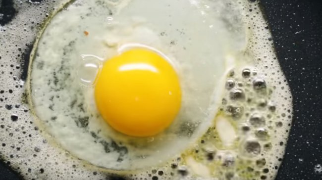 This English Egg and the way to prepare it!